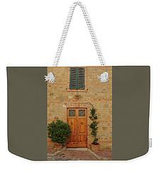 Italy - Door Nine Weekender Tote Bag