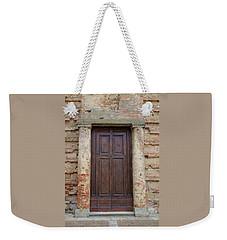 Italy - Door Nineteen Weekender Tote Bag