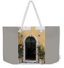 Italy - Door Thirteen Weekender Tote Bag