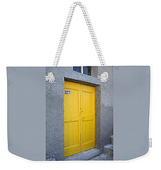 Italy - Door Three Weekender Tote Bag