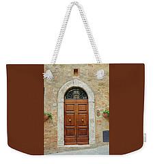 Italy - Door Twelve Weekender Tote Bag