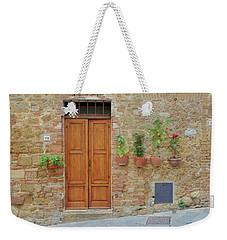 Italy - Door Twenty Weekender Tote Bag