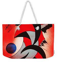 Ito-kina Doryoku Weekender Tote Bag by Roberto Prusso