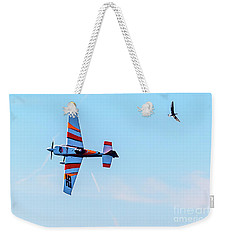 It's A Bird And A Plane, Red Bull Air Show, Rovinj, Croatia Weekender Tote Bag