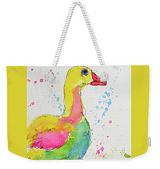 It's A Colourful Life Weekender Tote Bag