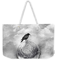 It's A Crow's World Weekender Tote Bag