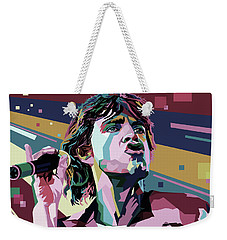 It's A Gas, Gas, Gas Weekender Tote Bag