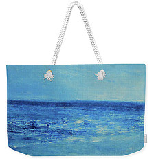It's A New Day Weekender Tote Bag