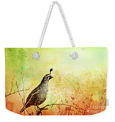 Its In The Air Weekender Tote Bag