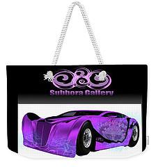 It's Mine Weekender Tote Bag