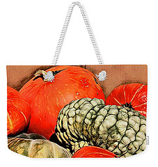 It's Pumpkin  Season Weekender Tote Bag