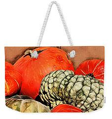 It's Pumpkin  Season Weekender Tote Bag