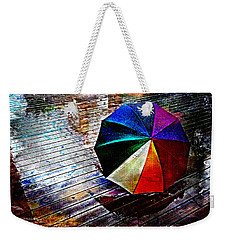 It's Raining Again Weekender Tote Bag