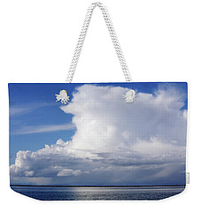 It's Raining In Canada Weekender Tote Bag