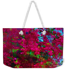 It's Raining It's Pouring One Weekender Tote Bag by Craig Wood