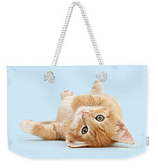 It's Sunday, I'm Feeling Lazy Weekender Tote Bag