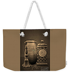 It's Time For... Weekender Tote Bag