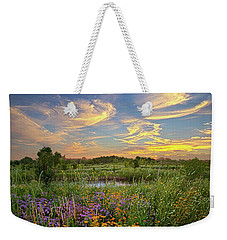It's Time To Relax Weekender Tote Bag