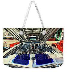 Its What's Under The Hood Weekender Tote Bag