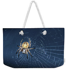Itsy Bitsy Spider Weekender Tote Bag by Richard Stephen