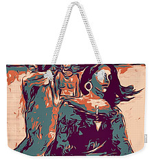 Ituitive Weekender Tote Bag