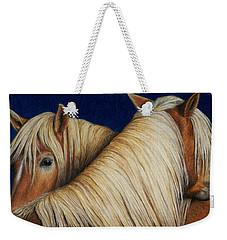 I've Got Your Back Weekender Tote Bag