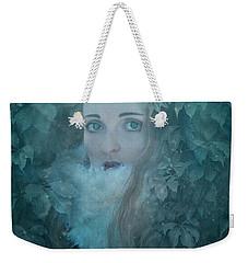IVY Weekender Tote Bag by Agnieszka Mlicka