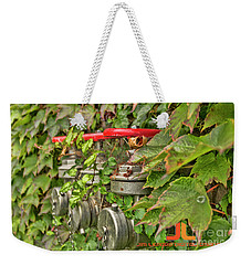 Ivy Standpipe Weekender Tote Bag