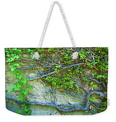 Ivy Weekender Tote Bag by Trey Foerster