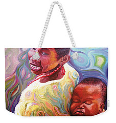 Iyaniwura  Weekender Tote Bag