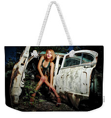 Izzy's Buick Weekender Tote Bag