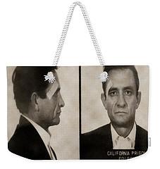 J Cash Weekender Tote Bag