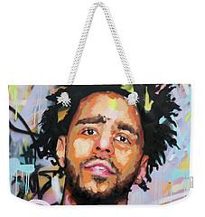 J Cole Weekender Tote Bag