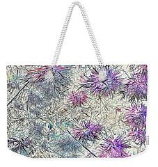 Beauty Underfoot Weekender Tote Bag