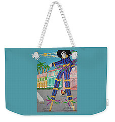 J Ouvert Morning  Weekender Tote Bag