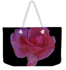 Weekender Tote Bag featuring the photograph Jacinta by Mark Blauhoefer