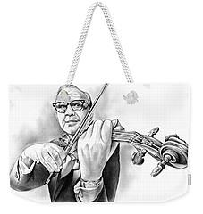 Jack Benny Weekender Tote Bag