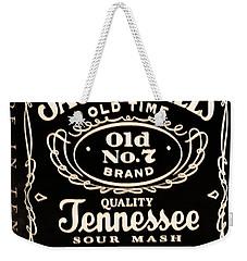 Jack Daniel's Weekender Tote Bag