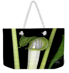 Jack In The Pulpit Weekender Tote Bag