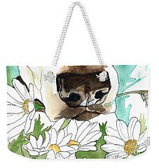 Jack Russell Weekender Tote Bag