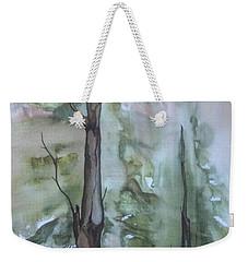 Jackfish Lake Weekender Tote Bag by Pat Purdy