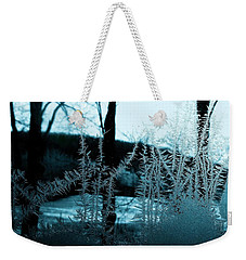 Weekender Tote Bag featuring the photograph Jack's Return by Danielle R T Haney