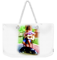 Jackson Weekender Tote Bag