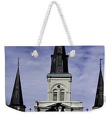 Jackson Square - Color Weekender Tote Bag