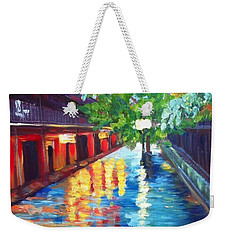 Jackson Square Reflections Weekender Tote Bag