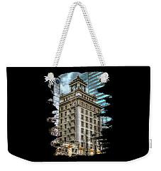 Jackson Tower Portland Oregon Weekender Tote Bag