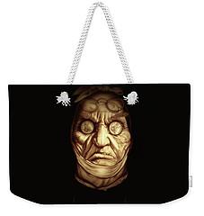 Jacob Marley Weekender Tote Bag by Fred Larucci