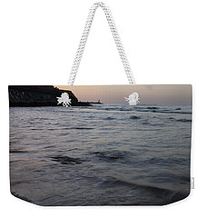 Jaffa Port Weekender Tote Bag by Shlomo Zangilevitch