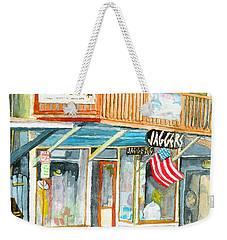 Jaggers Weekender Tote Bag by Eric Samuelson