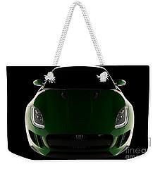 Jaguar F-type - Front View Weekender Tote Bag